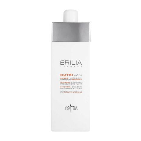Erilia Nutri care Bagno nutrizione idratazione profonda 750ml - champù hidratante