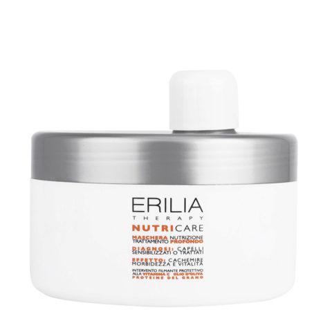 Erilia Nutri care Maschera nutriente trattamento profondo 500ml - mascarilla