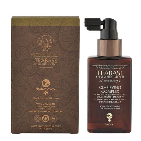 Tecna Teabase aromatherapy Clarifying complex 100ml - Loción Purificante Pieles Grasas