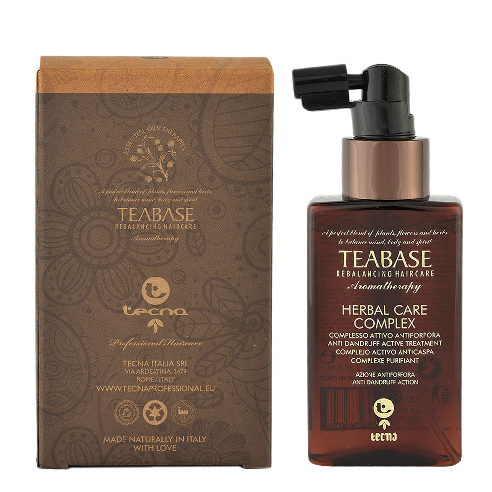 Tecna Teabase aromatherapy Herbal care complex 100ml