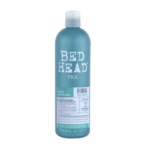 Tigi Urban Antidotes Recovery Conditioner 750ml - Acondicionador de Reestructuración nivel 2