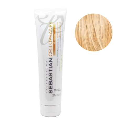 Sebastian Cellophanes Vanilla blond Mascarilla Reflectante 300ml