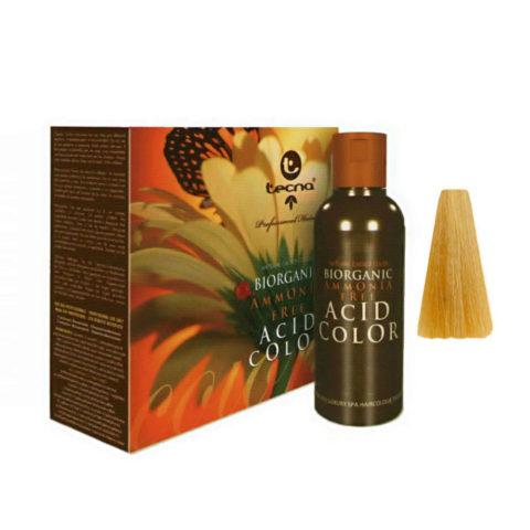 9.33 Rubio dorado extra claro fuerte Tecna NCC Biorganic acid color 3x130ml
