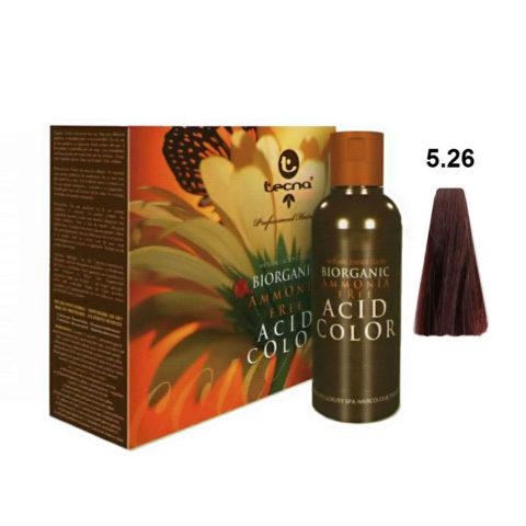 5.26 Berenjena Tecna NCC Biorganic acid color 3x130ml