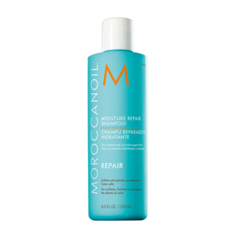 Moroccanoil Moisture repair shampoo 250ml - champù reparador hidratante
