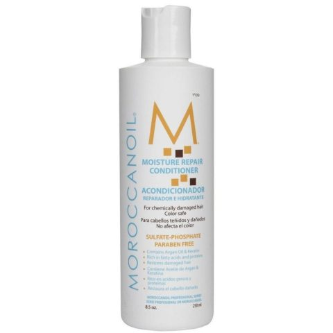 Moroccanoil Moisture repair conditioner 250ml - acondicionador reparador hidratante