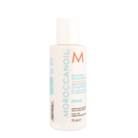 Moroccanoil Moisture repair conditioner 70ml - acondicionador reparador hidratante