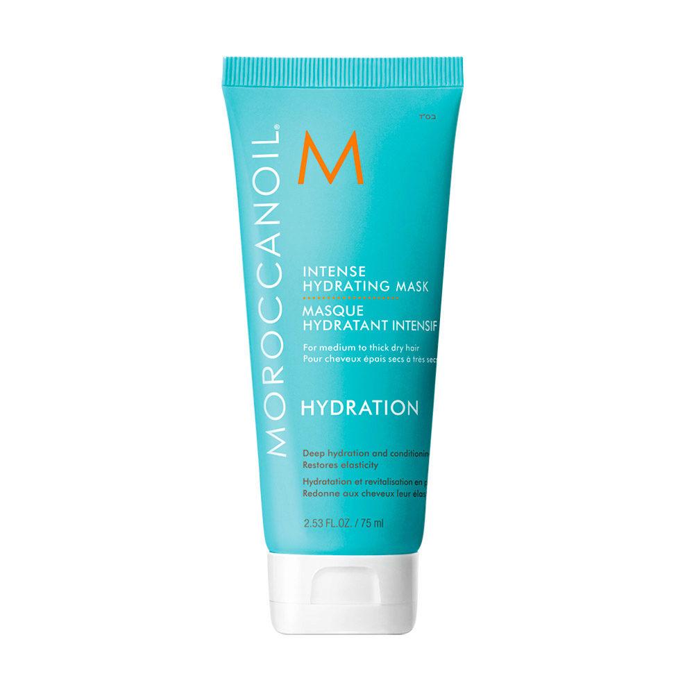 Moroccanoil Intense hydrating mask 75ml - mascarilla de hidratacion profunda