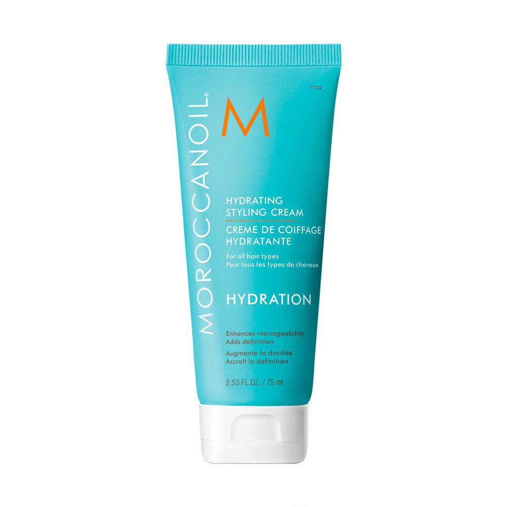 Moroccanoil Hydrating styling cream 75ml