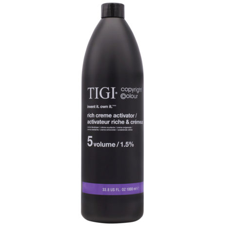 Tigi Activador 5 Volumi 1000ml
