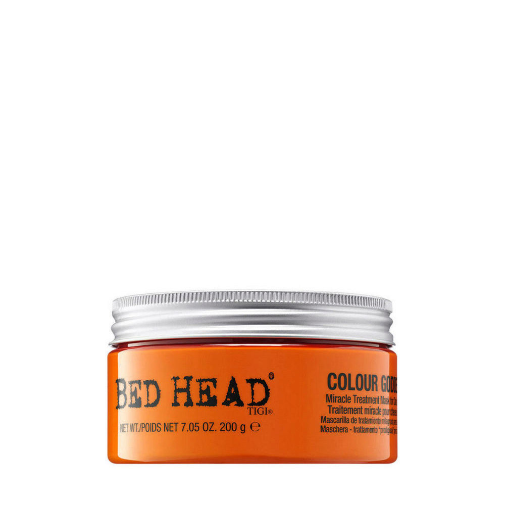 Tigi Bed Head Colour Goddess Miracle Treatment Mask 200gr - Mascarilla Milagrosa Cabello Teñido