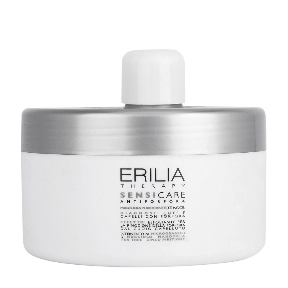 Erilia Sensicare Maschera Purificante Peeling Gel 500ml - mascarilla purificante