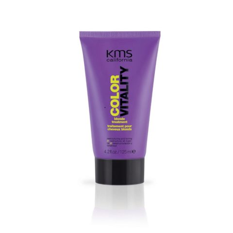 Kms california Colorvitality Blonde treatment 125ml - Tratamiento para cabello rubio