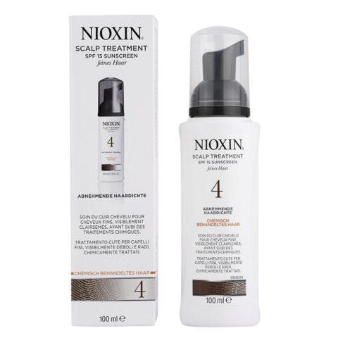 Nioxin Sistema4 Scalp treatment 100ml