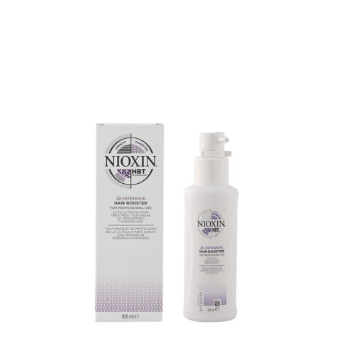 Nioxin 3D Intensive Hair booster 100ml - spray anticaida