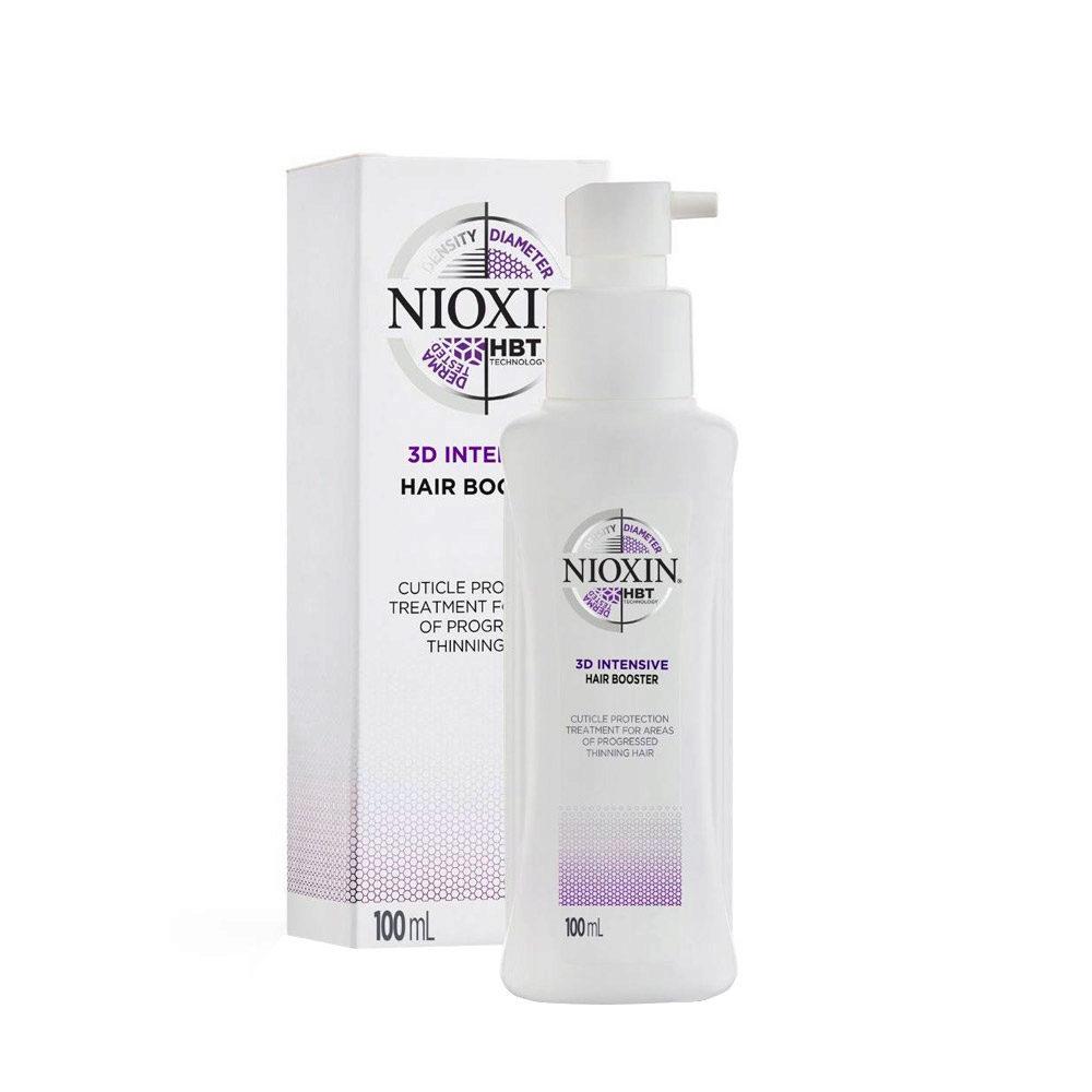 Nioxin 3D Intensive Hair booster 100ml - spray anticaida