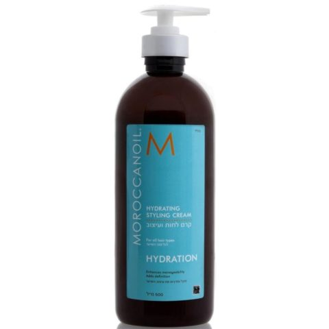 Moroccanoil Hydrating styling cream 500ml