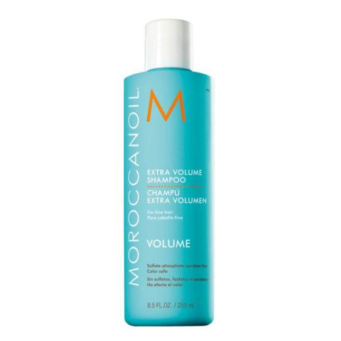 Moroccanoil Extra volume shampoo 250ml - champù extra volumen