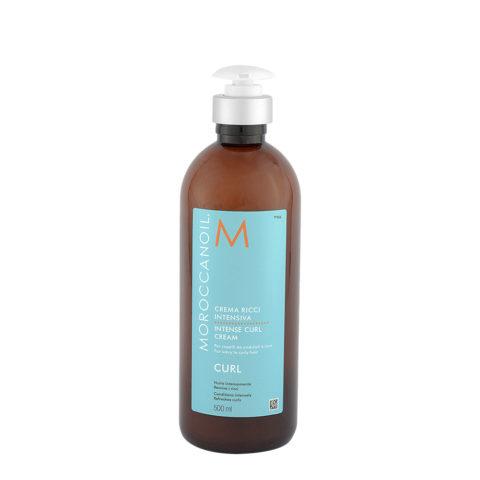 Moroccanoil Intense curl cream 500ml - Crema Pelo Rizado