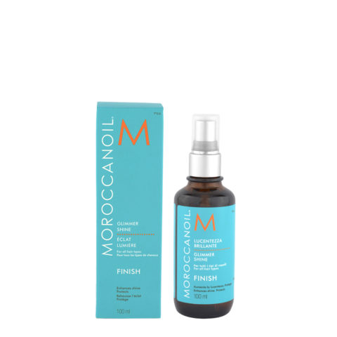 Moroccanoil Glimmer Shine spray 100ml - Spray Brillo Intenso