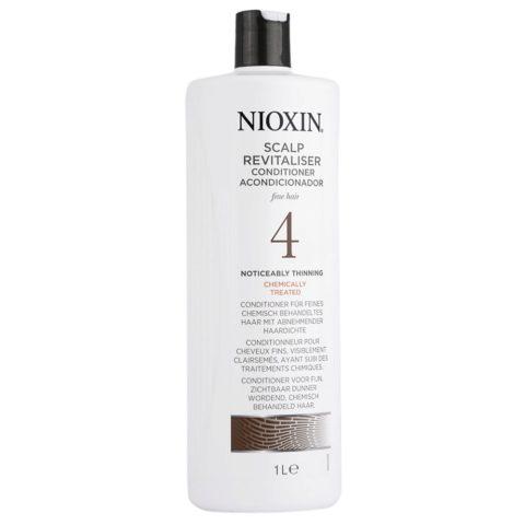 Nioxin Sistema4 Conditioner Scalp Revitaliser 1000ml