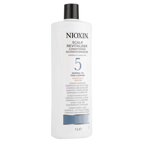 Nioxin Sistema5 Conditioner Scalp Revitaliser 1000ml