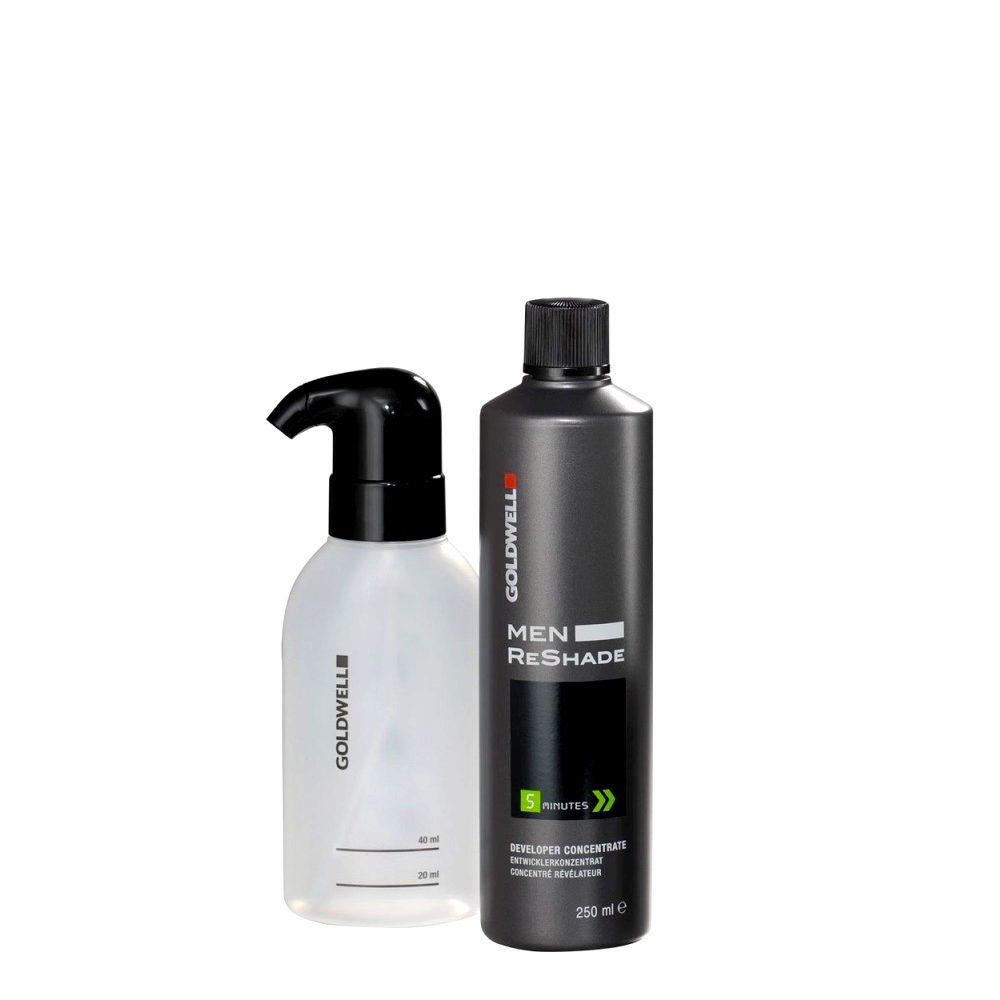 Goldwell Color men reshade Set developer concentrate 250ml
