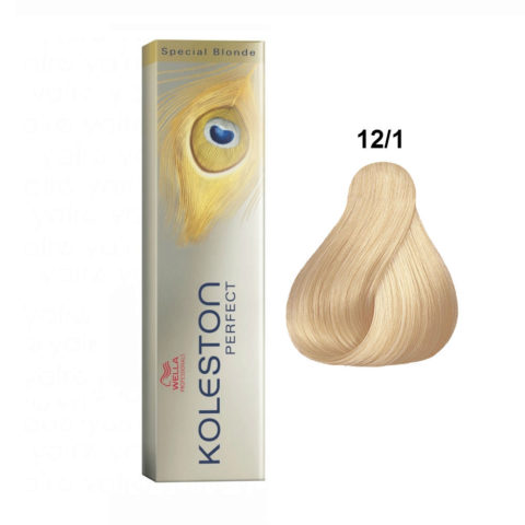 12/1 Ceniza Wella Koleston Perfect Special Blonde