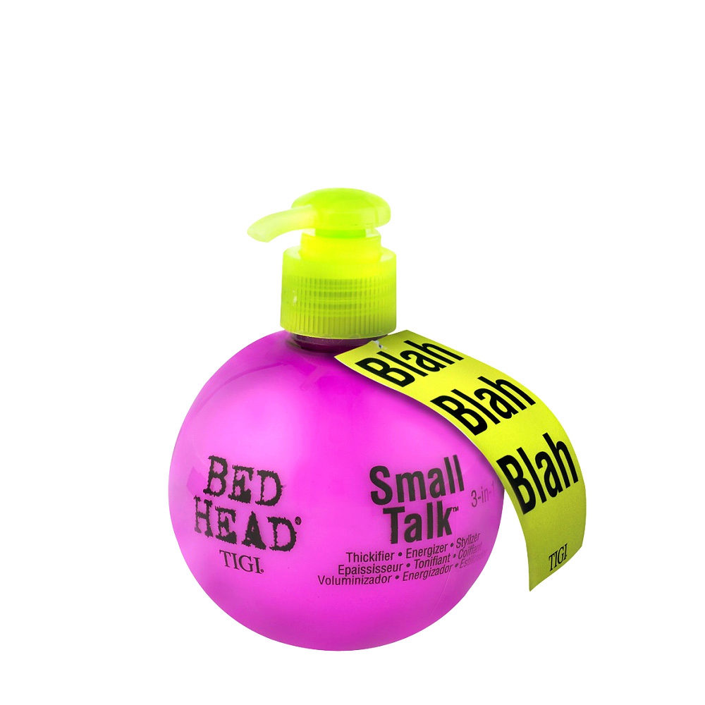 Tigi Bed Head Small Talk Blah Blah 240ml - crema volumizadora