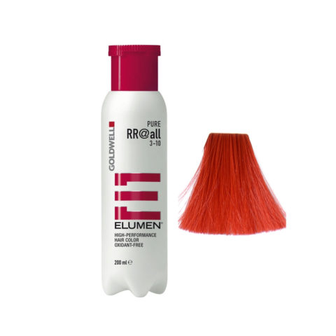 Goldwell Elumen Pure RR@ALL rosso 200ml - rojo