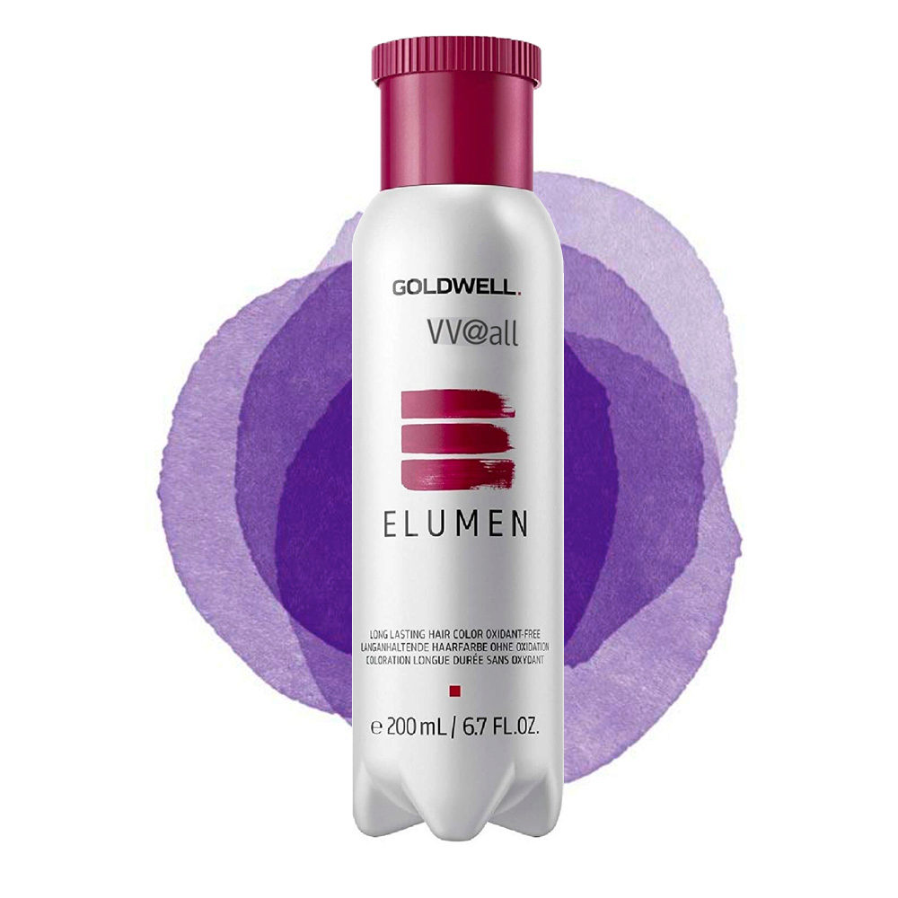 Goldwell Elumen Pure VV@ALL viola 200ml - violeta