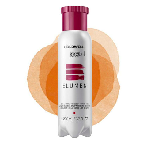 Goldwell Elumen Pure KK@ALL rame 200ml - cobrizo