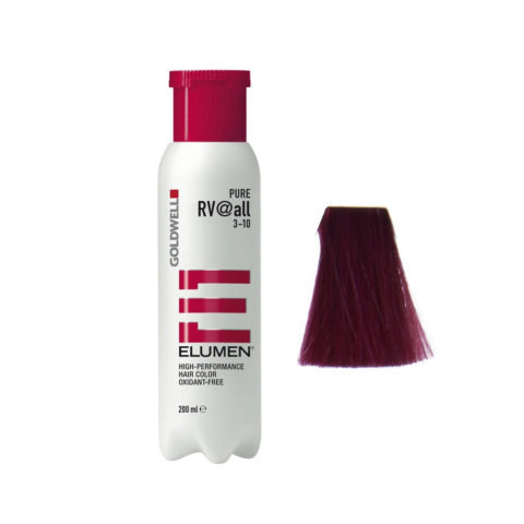 Goldwell Elumen Pure RV@ALL viola rosso 200ml - morado rojo