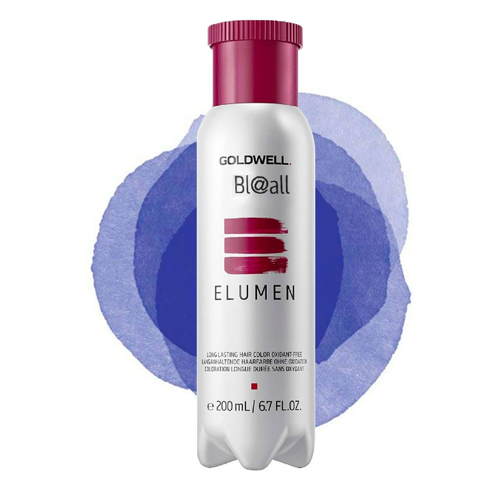 Goldwell Elumen Pure BL@ALL blu 200ml - azul