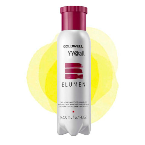 Goldwell Elumen Pure YY@ALL giallo 200ml - amarillo