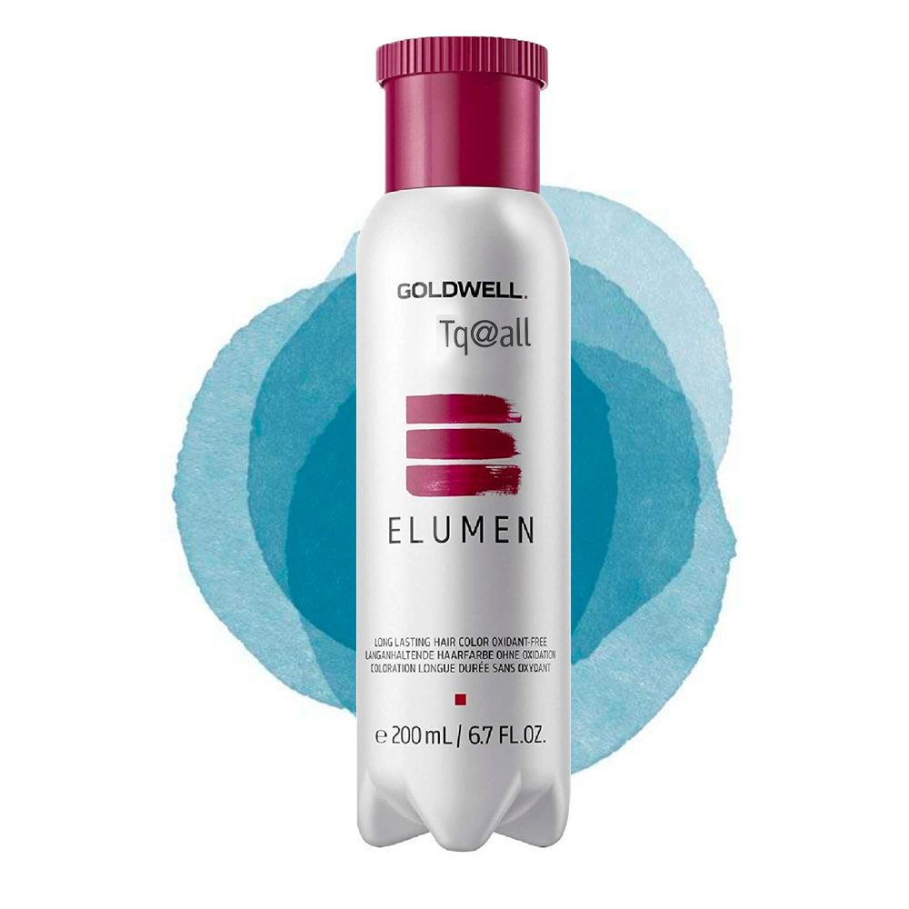 Goldwell Elumen Pure TQ@ALL turchese 200ml - turquesa