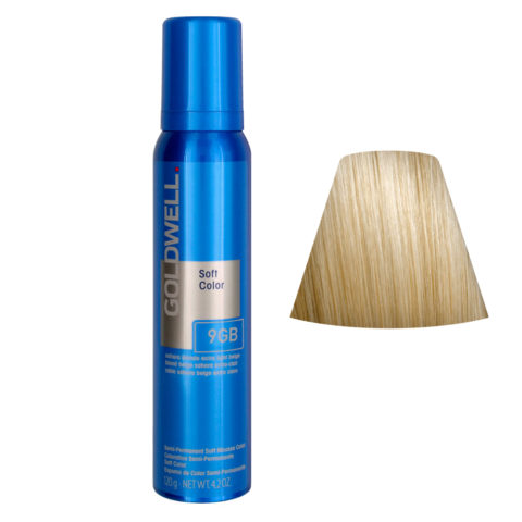 Goldwell Colorance soft color Schiuma colorante 9GB Sahara Blonde Extra Light B