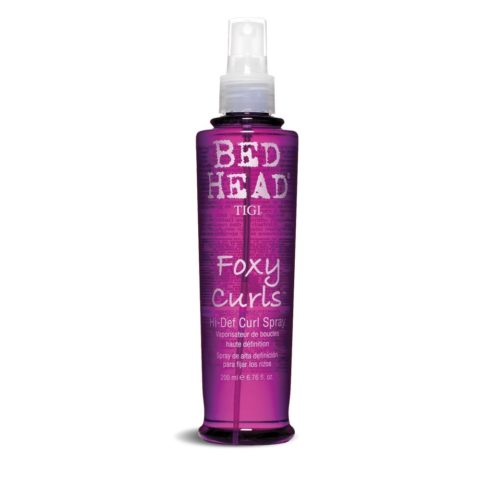 Tigi Foxy Curls Hi-Def Curl Spray 200ml
