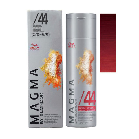 /44 Rojo intenso Wella Magma 120gr