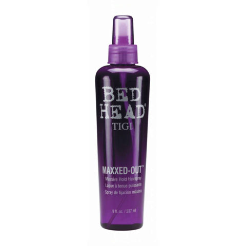Tigi Bed Head Maxxed Out Hairspray 236ml - Laca Fijacion Maxima
