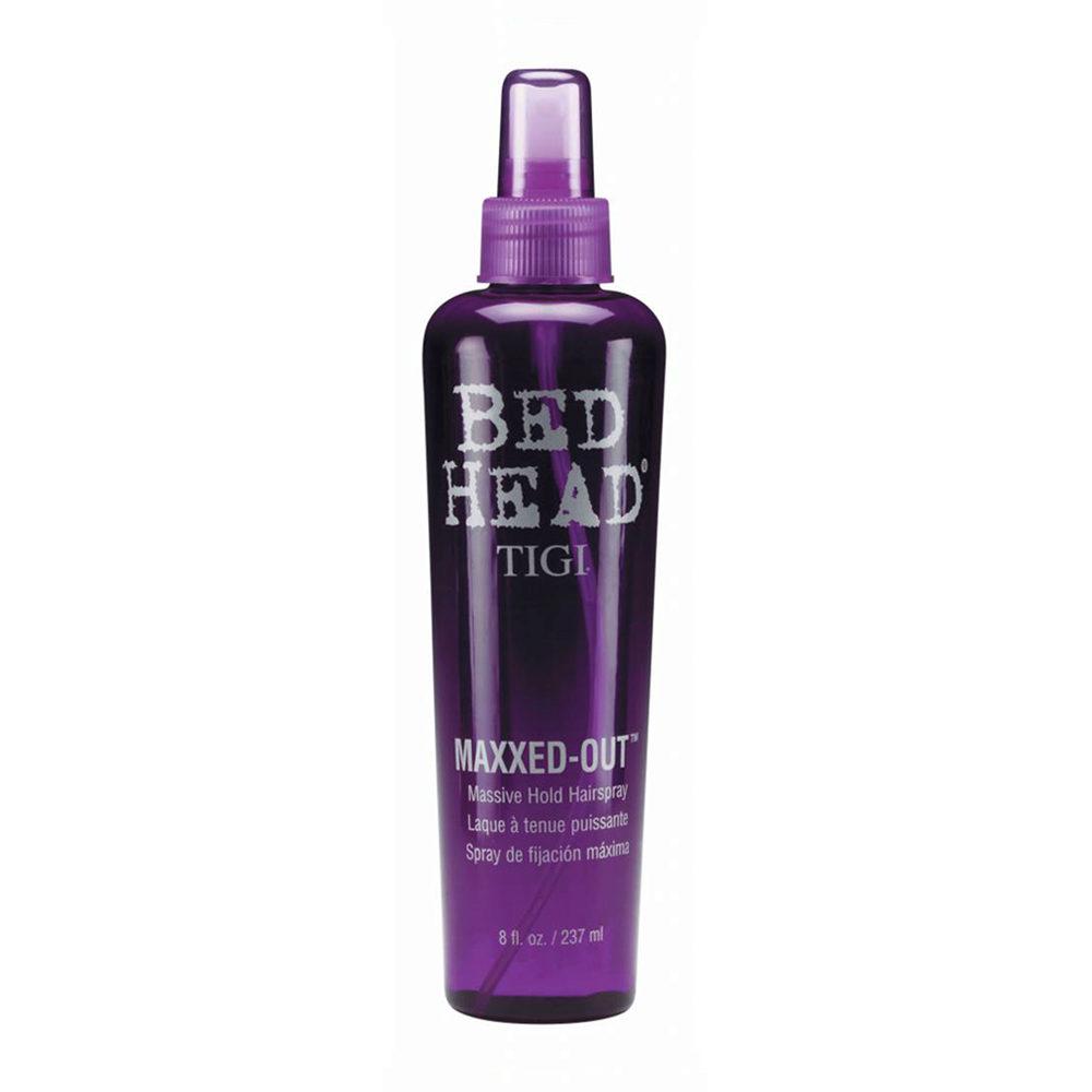 Tigi Bed Head Maxxed Out Hairspray 236ml - Laca Fijacion Maxima