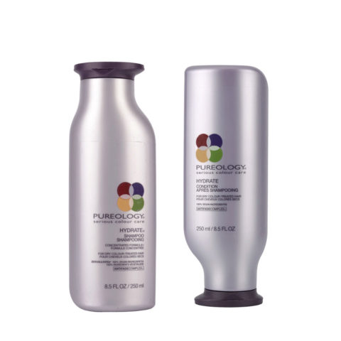 Pureology Kit Hydrate Shampoo 250ml   Conditioner 250ml