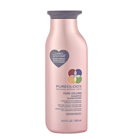 Pureology Pure volume Champú 250ml