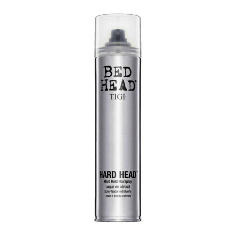 Tigi Bed Head Hard Head Hairspray 385ml - Laca Extrafuerte