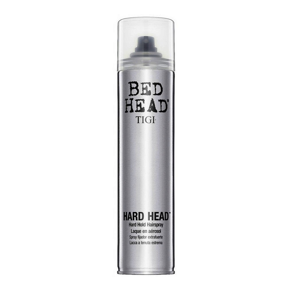 Tigi Bed Head Hard Head Hairspray 385ml - Laca Extrafuerte