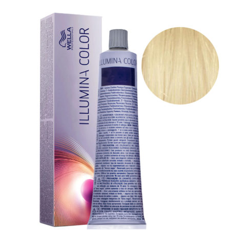 10/ Rubio super claro Wella Illumina Color 60ml