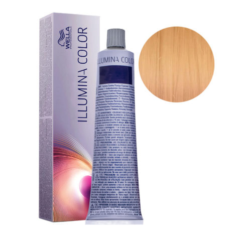 8/05 Rubio claro caoba natural Wella Illumina Color 60ml