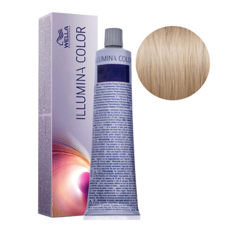 9/60 Rubio muy claro violeta natural Wella Illumina Color 60ml