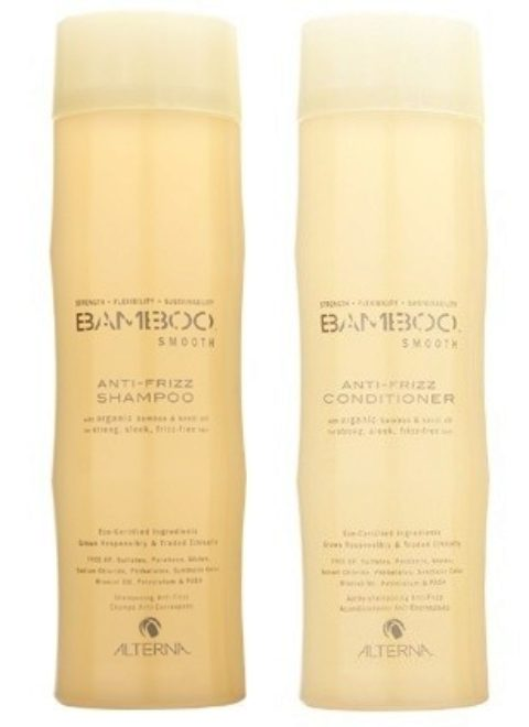 Alterna Bamboo Smooth Kit1 Shampoo 250ml Conditioner 250ml