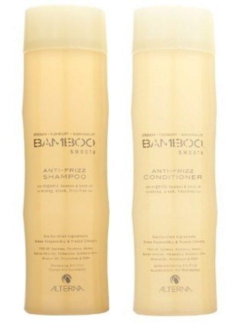 Alterna Bamboo Smooth Kit1 Shampoo 250ml Conditioner 250ml